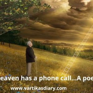 Wish Heaven has a phone call...
