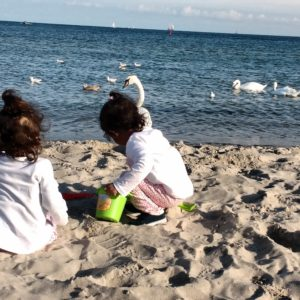 Letter to my twin little hearts on their second birthday