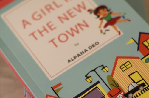 Book Review of A girl in the new town by Alpana Deo