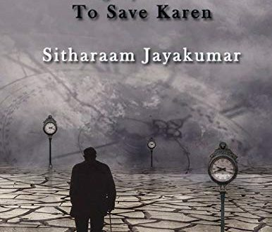 Book Review - Eighty hours to save Karen