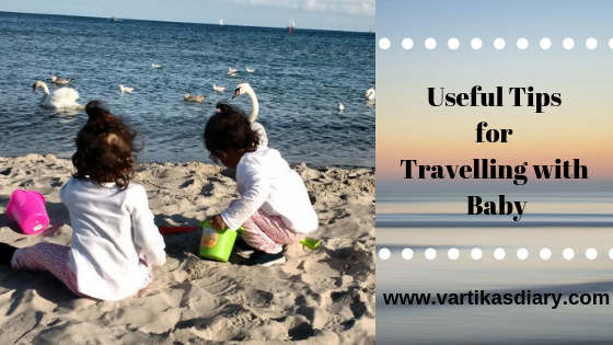 Useful tips for travelling with baby