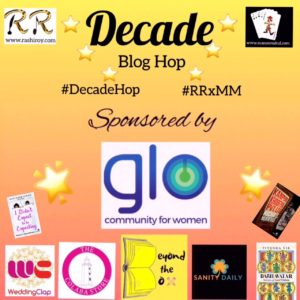 Decade Blog Hop - Special Mention