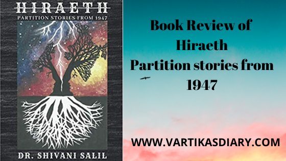 Book Review of Hiraeth: Partition stories from 1947