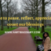 It's time to pause, reflect, appreciate and count our blessings