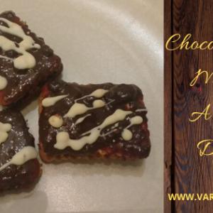 Choco Crunchy Munchy A Sinful Delight