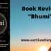 """Book review of """"Bhumi"""", an anthology by Tina Sequeira"""