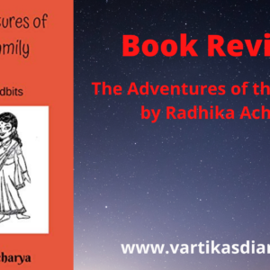 Book Review of The Adventures of the JP Family by Radhika Acharya