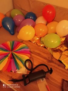 How to celebrate budget friendly birthday at home during lockdown